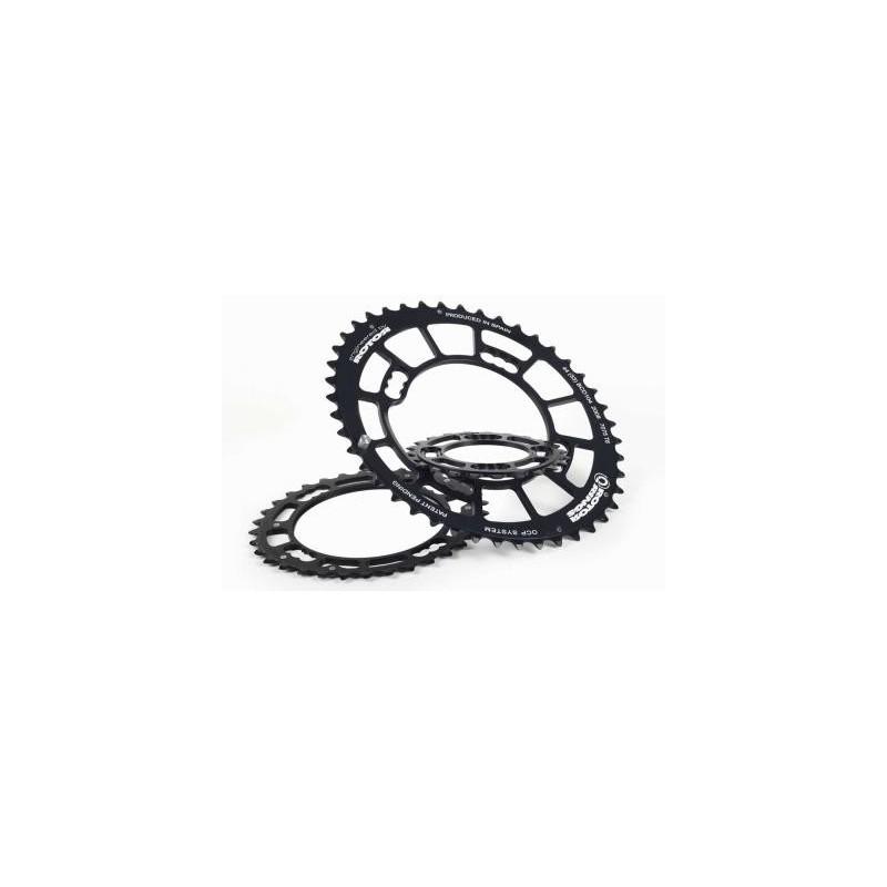 Plato  Rotor Q-Ring  BCD 64X4 (Montaña) 3X9/10