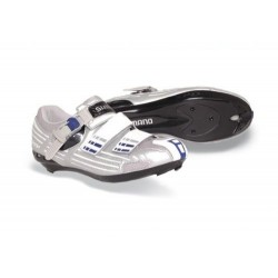 ZAPATILLAS SHIMANO R085 ROAD PLATA