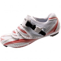 ZAPATILLAS SHIMANO R106 ROAD BLANCO