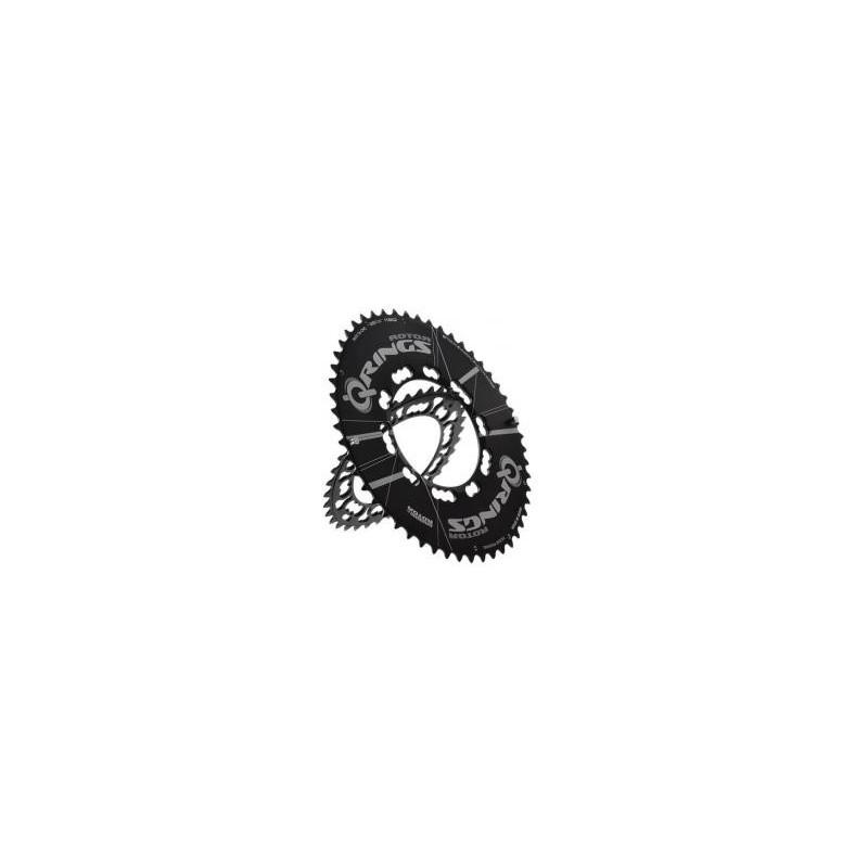 Plato Rotor Q-Ring Interno BCD 130X5 (Carretera)