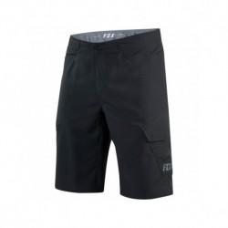 Pantalon Fox Ranger Cargo Corto Liner 2018 Color Negro Talla M