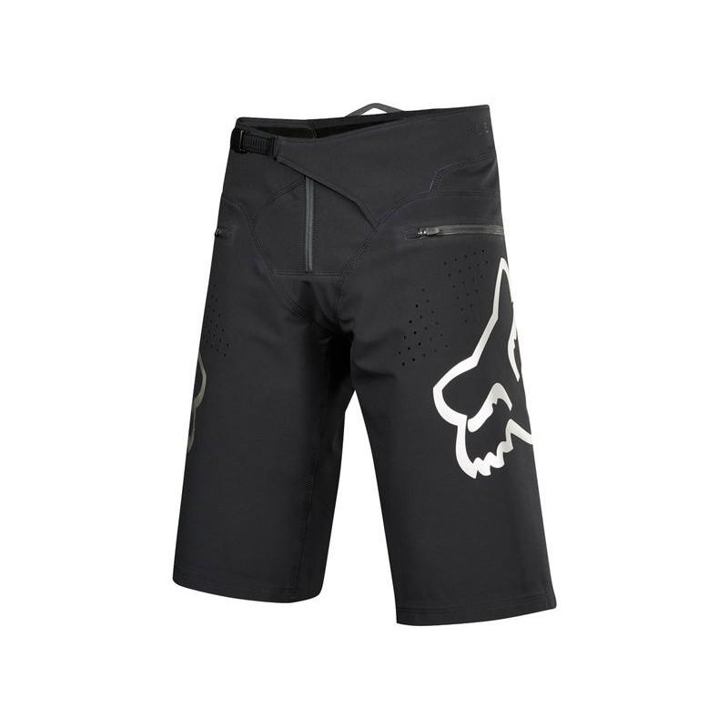 Pantalon Fox Flexair Corto 2018 Color Negro Talla M